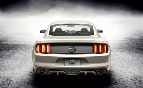 2015 Ford Mustang EcoBoost and GT - US Price