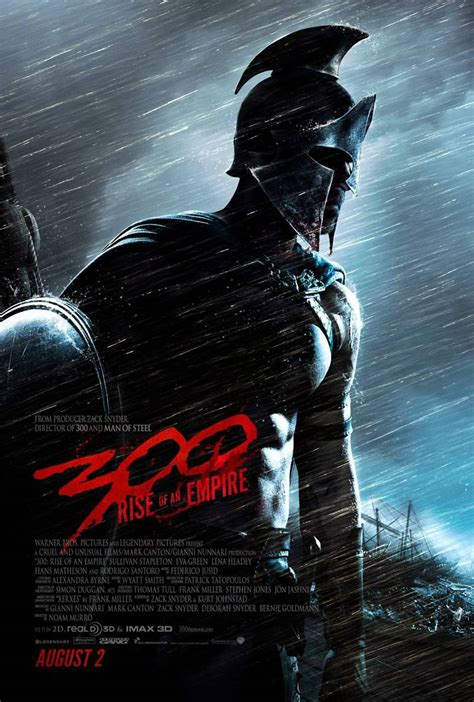 300: Rise of an Empire DVD Release Date June 24, 2014