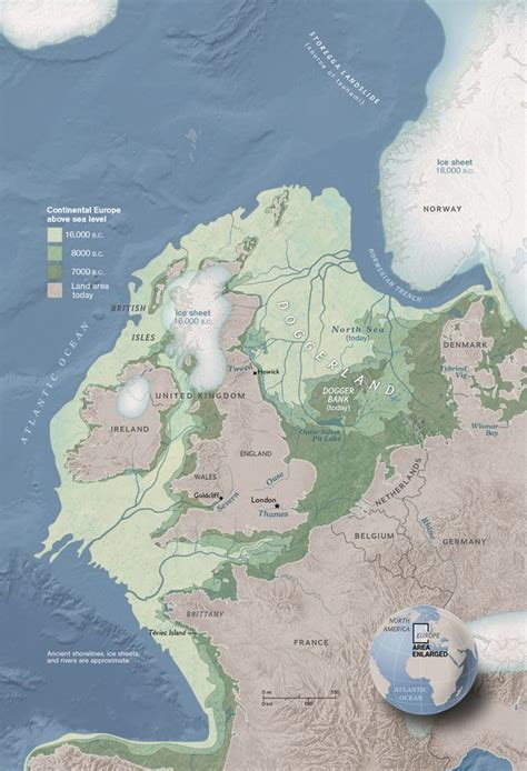 Doggerland - The Europe That Was   European history