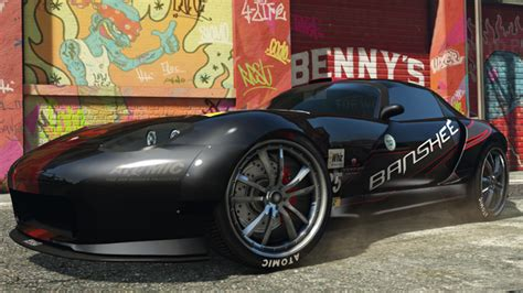 GTA 5 Online DLC: New Sultan RS and Banshee 900R vs old