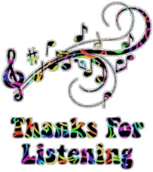 Thank You For Listening Clipart – 101 Clip Art