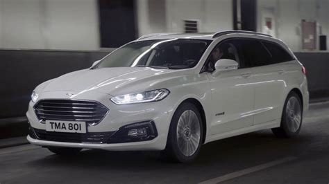The new 2019 Ford Mondeo Hybrid wagon - YouTube